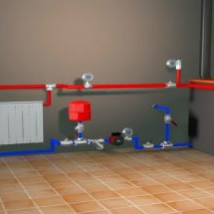 С чего начать установку отопительной системы в доме?