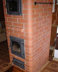 Отопление дома дровами - старый добрый способ отопления