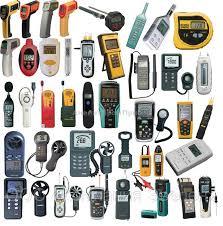 Назначение контрольно-измерительного оборудования и автоматики