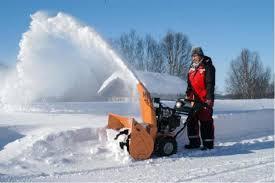 Как справиться со снежными заносами