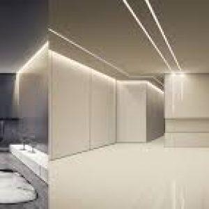 Светодиодные лампы в промышленном интерьере
